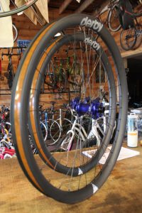 derby wheels custom wheelset